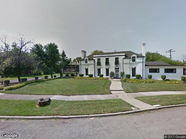 LaSalle St House